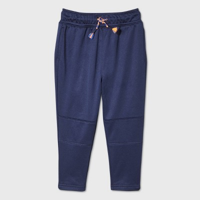 Toddler Boys' Tapered Pull-On Pants - Cat & Jack™ Navy