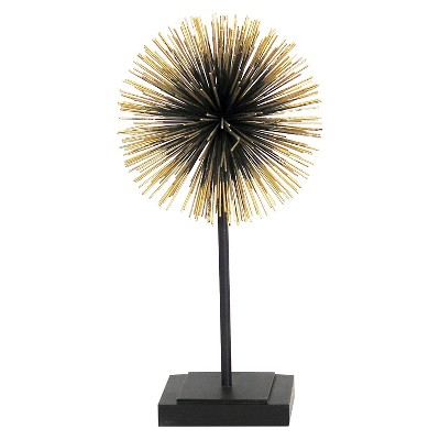 Starburst On Metal Stand (7.68 x15.94 x7.68 )