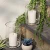 2pk Pillar Candle Citronella - Smith & Hawken™ - image 3 of 3