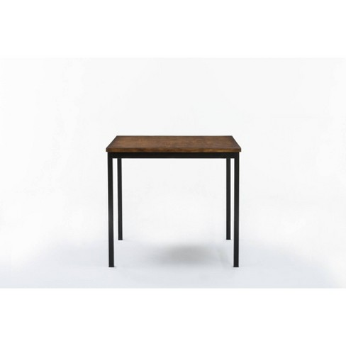 Americano Counter Height Table Natural/Black - Boraam - image 1 of 6