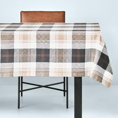 Fall Tartan Plaid Tablecloth - Hearth & Hand™ with Magnolia