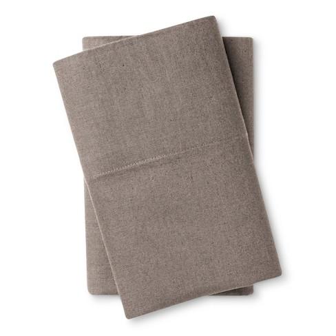 Washed Linen Pillowcase 2pc Set - Loft New York® - image 1 of 1