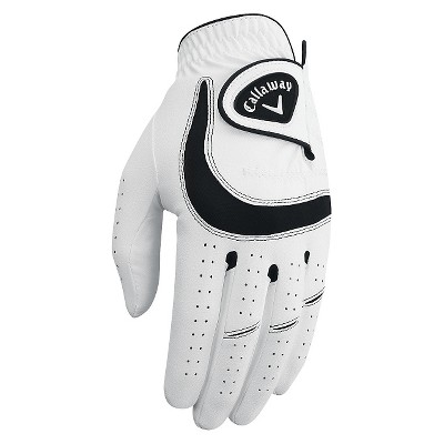 Callaway Golf Glove Soft M - White