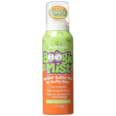 Boogie Mist Stuffy Nose Spray Fresh Scent - 3.1oz - image 1 of 4