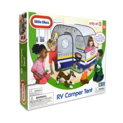 Little Tikes Camper RV Tent