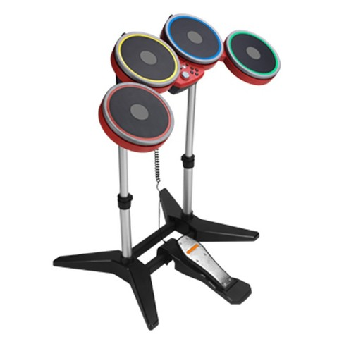 Rock Band 4 Exclusive [RED] Band In-A-Box Bundle Xbox One