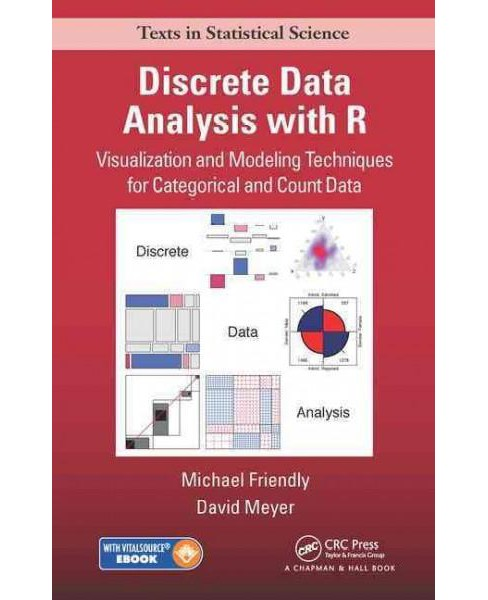Discrete Data Analysis With R : Visualization and Modeling Techniques for Categorical and Count Data - image 1 of 1