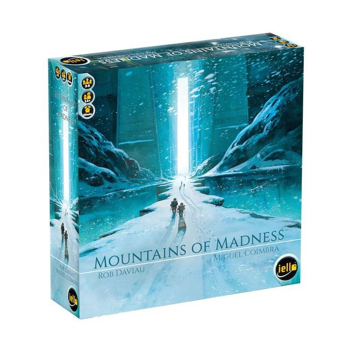 Mountains of Madness Board Game - image 1 of 1