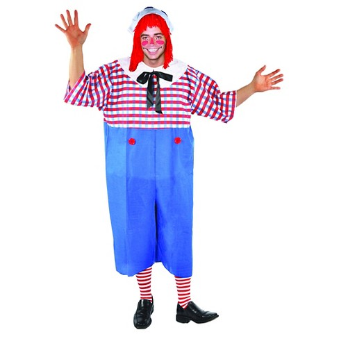 Men's Raggedy Andy Costume - XX-Large - image 1 of 1
