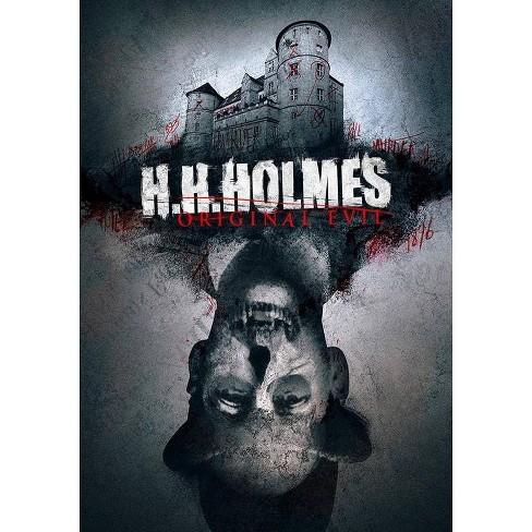 H H Holmes Original Evil Dvd Target