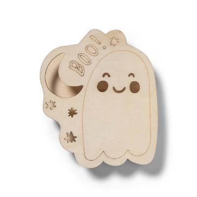 Lit Wood Ghost Boo - Mondo Llama™