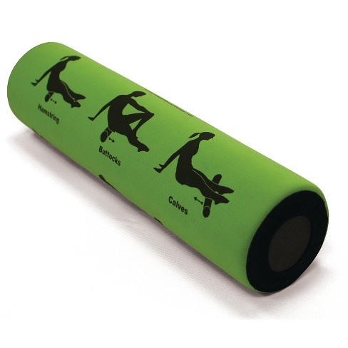 Prism Fitness 2 Foot Long Smart Recovery Self-Guided Muscle Recovery Roller for Flexibility and Warmups - image 1 of 4