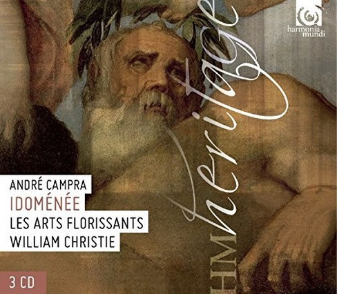 Les Arts Florissants - Campra:Idomenee (CD) - image 1 of 1