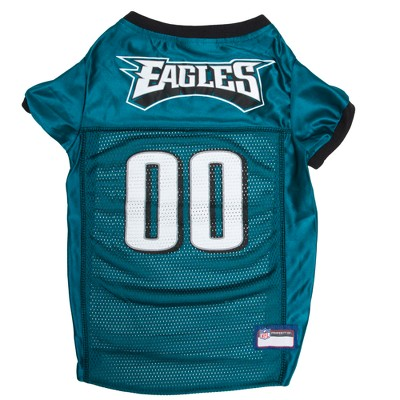 NFL Pets First Mesh Pet Football Jersey - Philadelphia Eagles