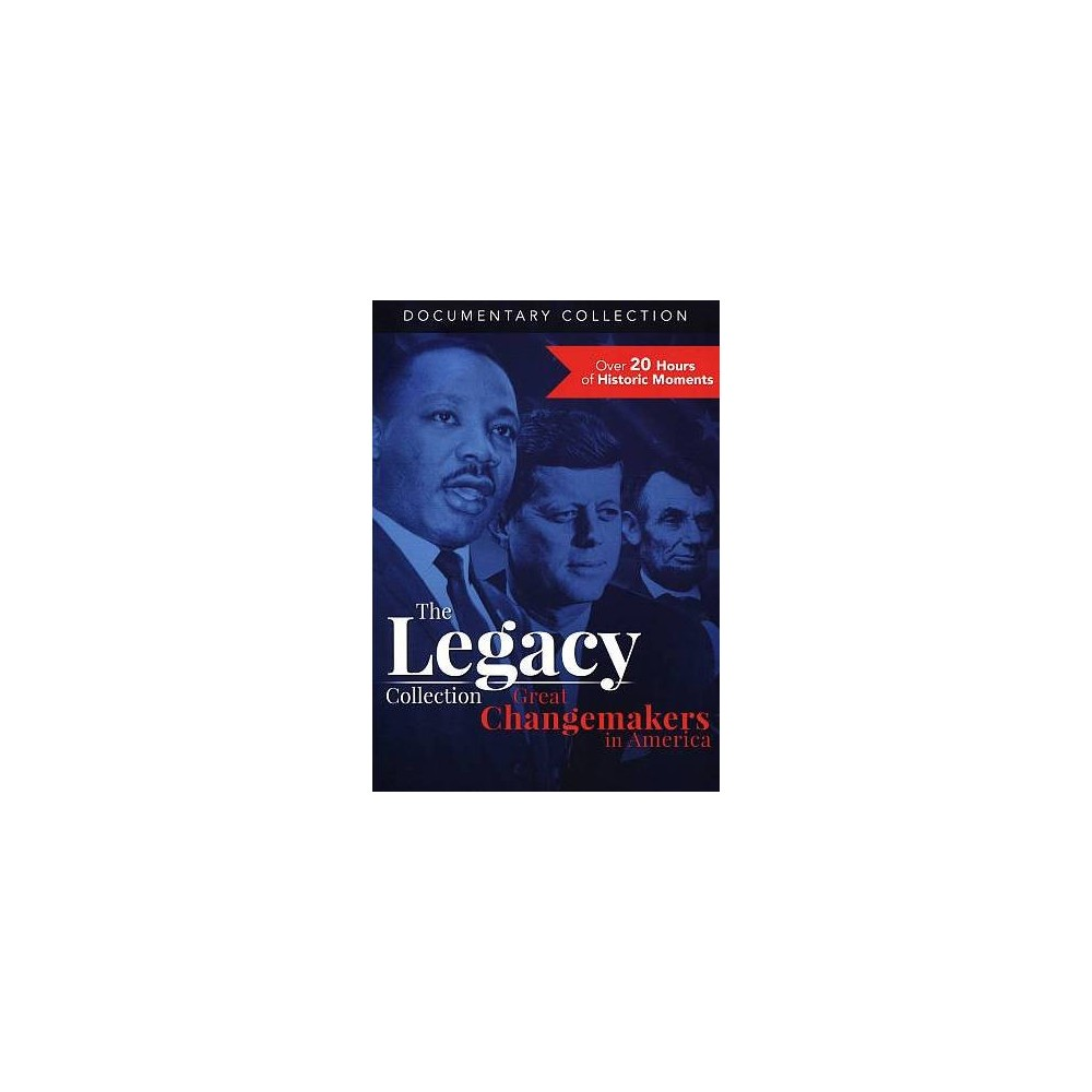 Legacy Collection:Documentary Bundle (Dvd)