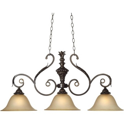 "Kathy Ireland Ramas de Luces 40"" Wide Bronze Chandelier"
