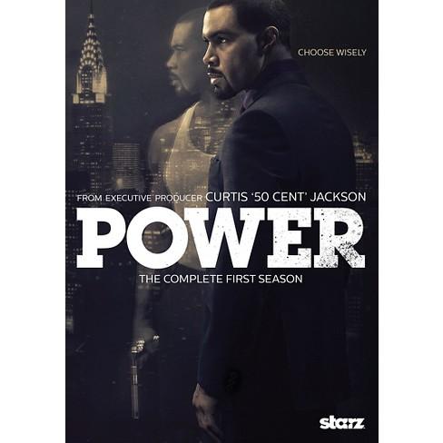 Power: Season 1 [2 Discs] - image 1 of 1