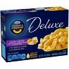 Kraft Macaroni & Cheese Deluxe Four Cheese 14 oz - image 2 of 3