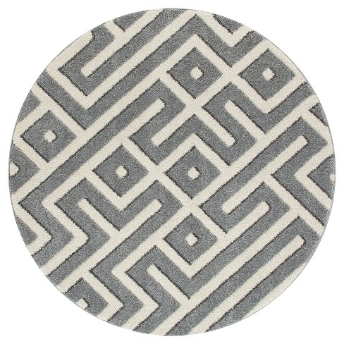Amazed Woven Area Rug - Art Carpet - image 1 of 1