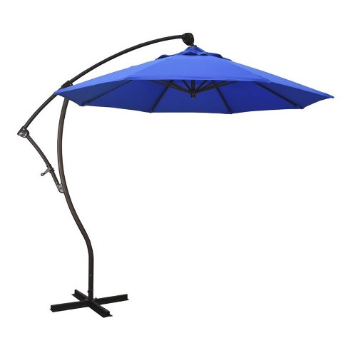 9' Cantilever Umbrella in Pacific Blue - California Umbrella - image 1 of 2