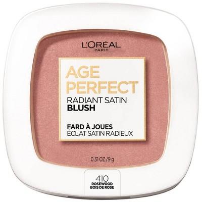L'Oreal Paris Age Perfect Radiant Satin Blush - 0.31oz