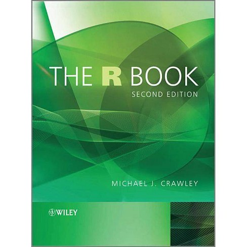 The R Book - 2 Edition by  Michael J Crawley (Hardcover) - image 1 of 1