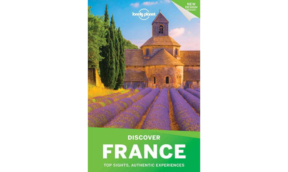 Lonely Planet Discover France (Paperback) (Nicola Williams & Alexis Averbuck & Oliver Berry)