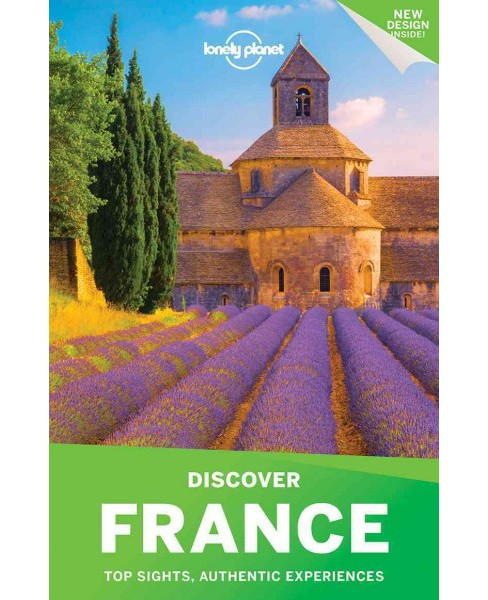 Lonely Planet Discover France (Paperback) (Nicola Williams & Alexis Averbuck & Oliver Berry) - image 1 of 1
