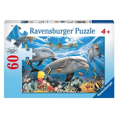 Ravensburger Caribbean Smile Puzzle 60pc