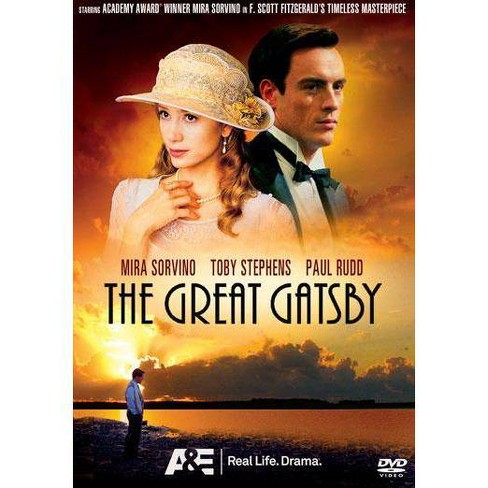 The Great Gatsby (DVD) - image 1 of 1