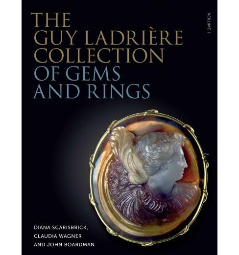 Guy Ladrière Collection of Gems and Rings (Hardcover) (Diana Scarisbrick & Claudia Wagner & John - image 1 of 1