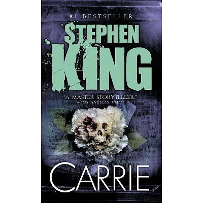 Carrie - by Stephen King (Paperback)