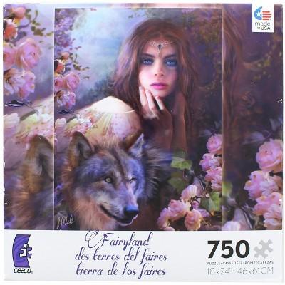 Ceaco, Inc Fairyland Midnight Rose 750 Piece Jigsaw Puzzle