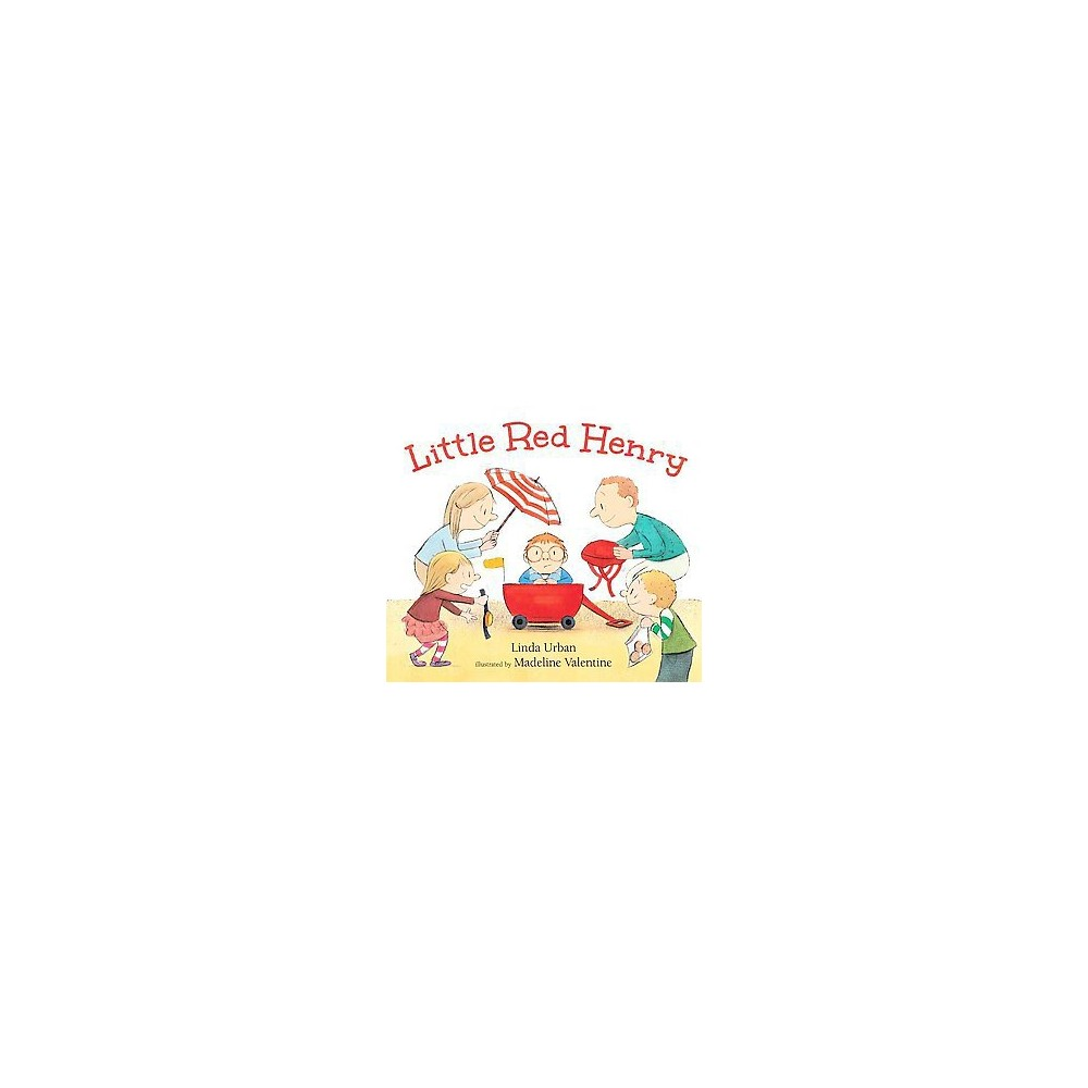 Little Red Henry (Hardcover)