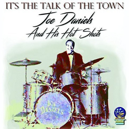 Joe daniels - It's the talk of the town (CD) - image 1 of 1