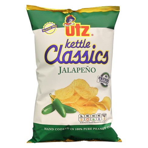 UTZ JALAPENO KETTLE 8oz - image 1 of 1