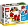 LEGO Super Mario Propeller Mario Power-Up Pack Collectible Toy for Creative Kids 71371 - image 4 of 4