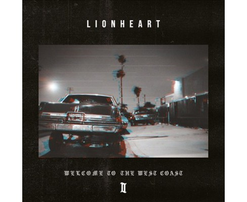 Lionheart - Welcome To The West Coast Ii (Vinyl) - image 1 of 1