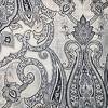 Nori Damask Print Light Filtering Grommet Top Curtain Panel - No. 918 - image 4 of 4