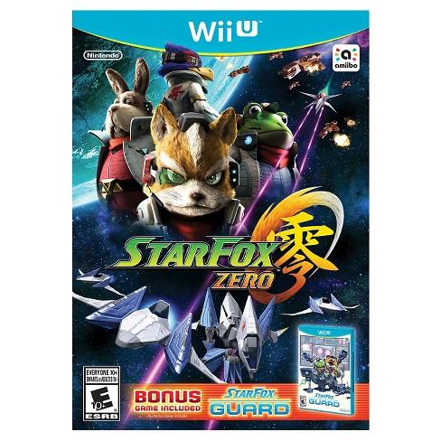 Star Fox Zero Nintendo Wii U - image 1 of 4