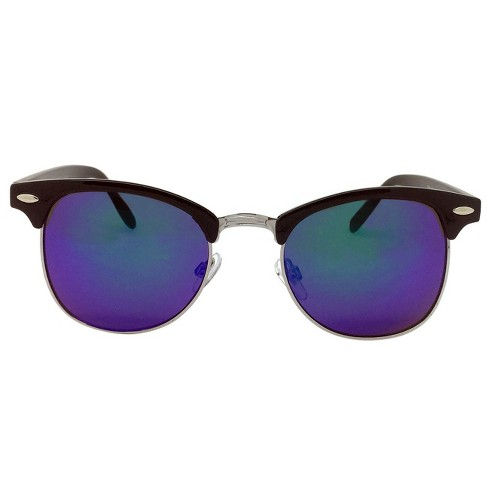 Women's Clubmaster Sunglasses - Black - image 1 of 3