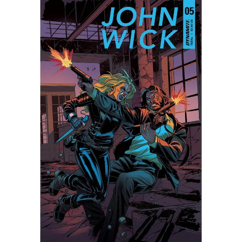 Dynamite Entertainment John Wick #5 Comic Book - image 1 of 1