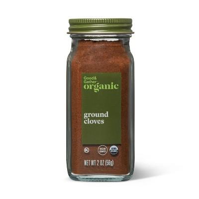 Organic Ground Cloves - 2oz - Good & Gather™