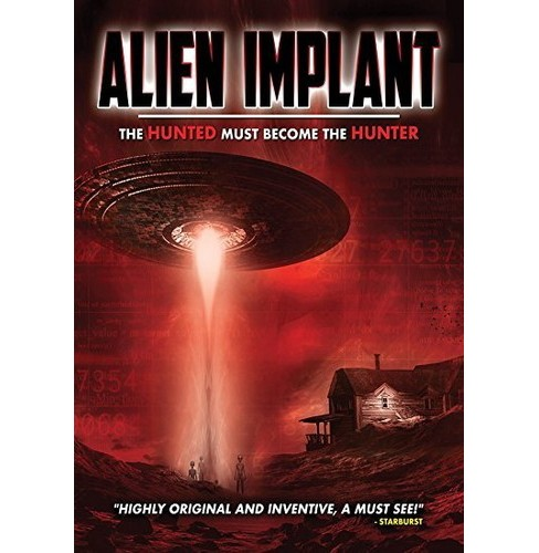 Alien Implant (DVD) - image 1 of 1