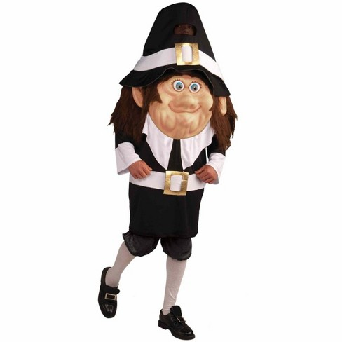 Forum Novelties Thanksgiving Pilgrim Parade Pleaser Costume Adult - image 1 of 1