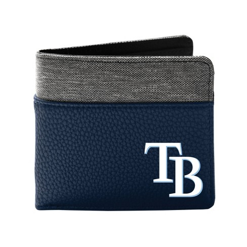 MLB Tampa Bay Rays Pebble BiFold Wallet - image 1 of 2