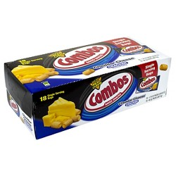 Combos Cheddar Cheese Crackers - 30.60oz