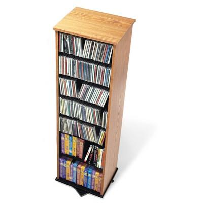 2 Sided Spinning Media Storage   Black   Prepac : Target