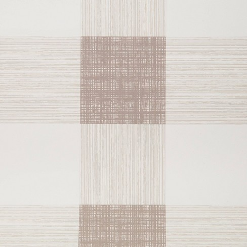 Large Gingham Wallpaper Plaid - Threshold™ - image 1 of 3