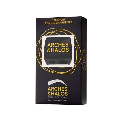 Arches & Halos Get to the Point Eyebrow Pencil Sharpener - 1ct - image 1 of 4